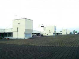 中央卸売市場卸売棟3階外壁改修工事
