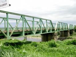 橋梁維持修繕工事 施工前