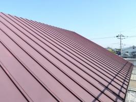 A様邸屋根塗装工事