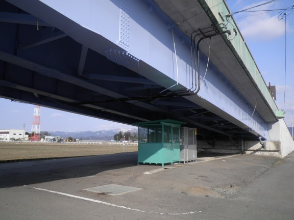 橋梁補修工事(防災・安全交付金)H25その1工事