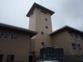 国立青少年教育振興機構 国立能登青少年交流の家 展望塔内外壁改修工事