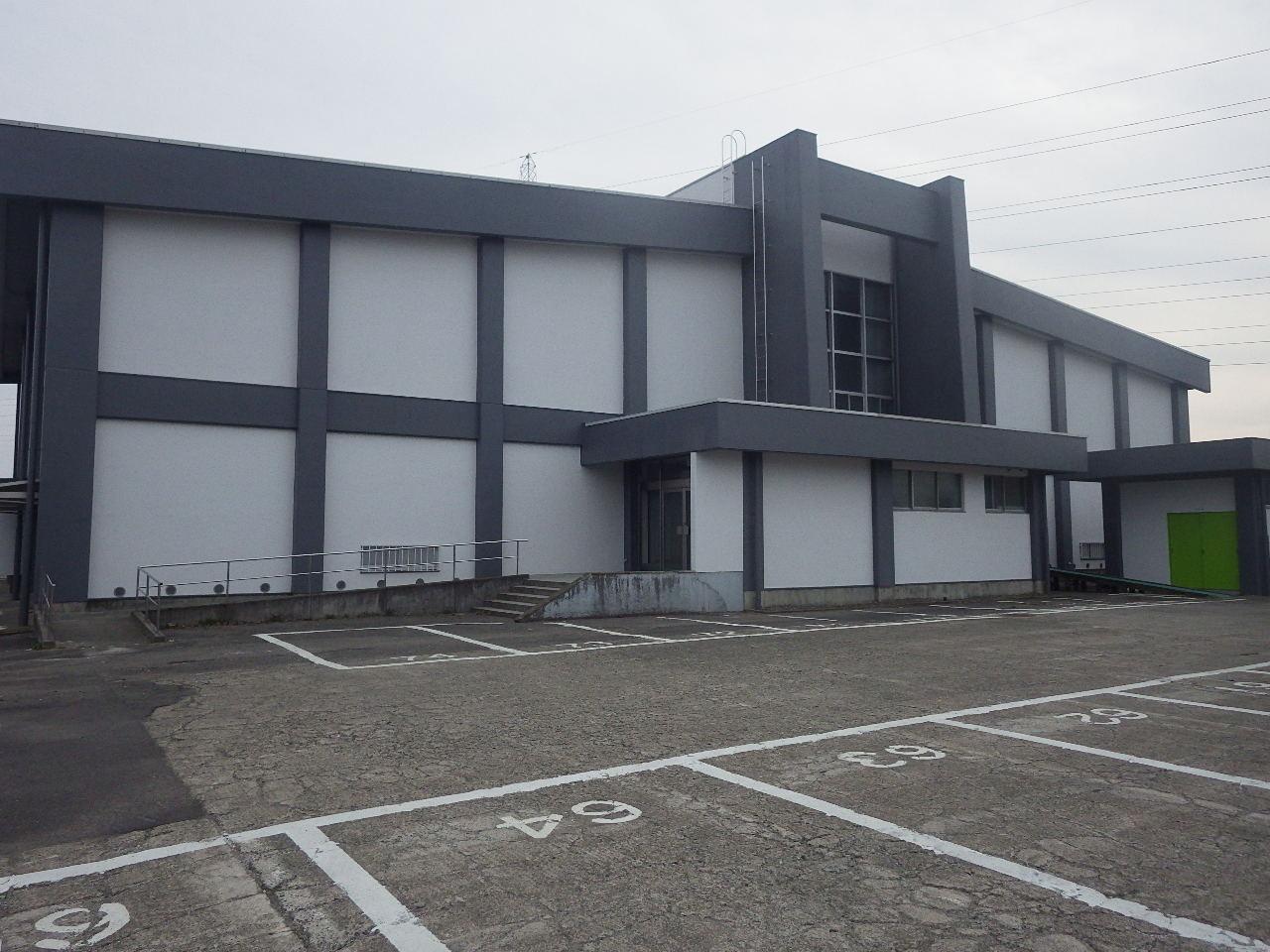 福井工業高専第二体育館改修工事