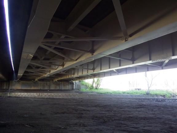 北陸自動車道 金沢高架橋他7橋塗替塗装工事(平成25年度)